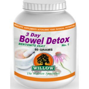 3 Day Bowel Detox, Bentonite