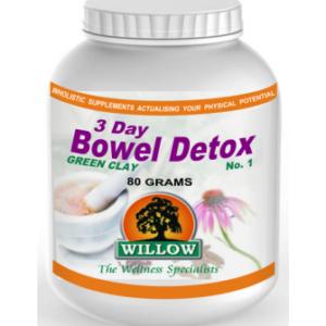 3 Day Bowel Detox, Green