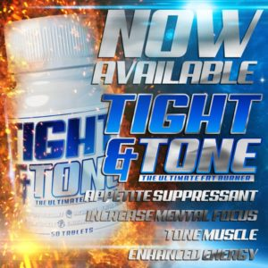 Tight & Tone Fat burner